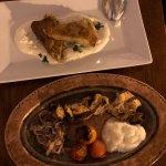 Lamb Kleftico and amazing Shish Taouk