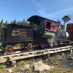 The Mount Washington Cog Railway Foto