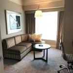 Separate office in room 1184