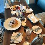 Breakfast in room 1184