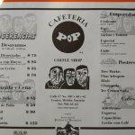 Cafeteria Pop