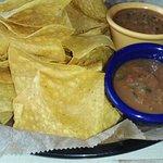 Salsa/chips