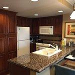 Kitchen - One Bedroom Suite