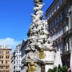 Graben and Kohlmarkt Monument
