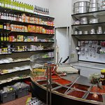 A spice store in uShaka