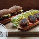 Super Sandwich Version 2: Baguette