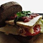 Super Sandwich Version 4: Black Bread