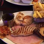 Great mixed grill