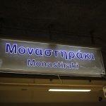 Monastiraki Foto