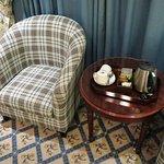 Traditional room at The Hotel Windsor - Melbourne (14/Dec/17).