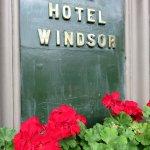Entrance to The Hotel Windsor - Melbourne Australia (14/Dec/17).