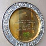 The Historic Hotel Windsor - Melbourne Australia (14/Dec/17).