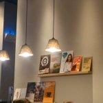 Decoración de la Cafetería