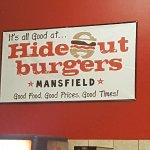 Hideout Burgers의 사진