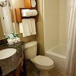 Foto de Holiday Inn Express Hampton Coliseum Central