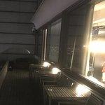 Concierge lounge deck