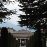cimitero a Trento
