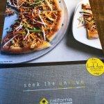 Photo de California Pizza Kitchen