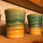 かわいい陶器や雑貨がたくさん(^ ^)