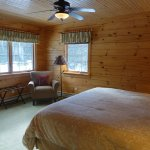 Every room has plenty of natural light, comfy beds, and ensuite bathrooms