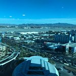 View of McCarran Airport from MGM Grand