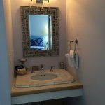 Lavender Room (sink in the room)