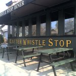 Exeter Whistle Stop Restaurant.