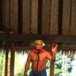 La representación de la isla de Samoa - Super divertido