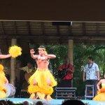 Baile de Tahití