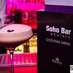 Our most popular Cocktail at Soho #espressomartini
