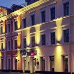 莫斯科保曼斯卡亞美居酒店