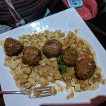 Delicious meat balls