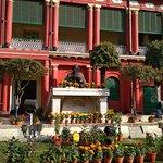 Gurudev's statute