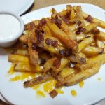 yummy aussie fries
