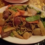 Cantonese noodles are great if you like soft foods.