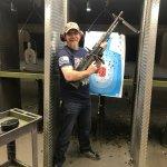 The gun of Rambo