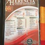 Herencia Garden Restaurant