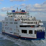 St Clare crossing the Solent