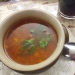 Венгерский томатный суп-гуляш