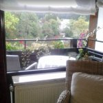 'Living room' and 'Veranda'