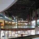 Centro commerciale , hotel è al 4 piano