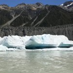 Photo of Tasman Glacier