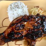 Penang's chicken barbecue