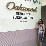 Oakwood Residence Sukhumvit 24 Foto