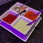 chutney tray