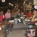 Family and friends celebration at Lemon tree