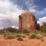 紀念碑谷納瓦霍部落公園照片