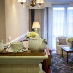 Foto de Queen's Court Hotel & Residence