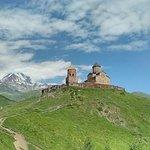 Private Day Trip to Gudauri and Kazbegi from Tbilisi  per person 108$