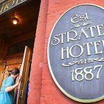 Welcoming guests since 1887.